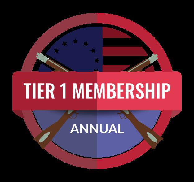 Annual - Tier 1 Membership