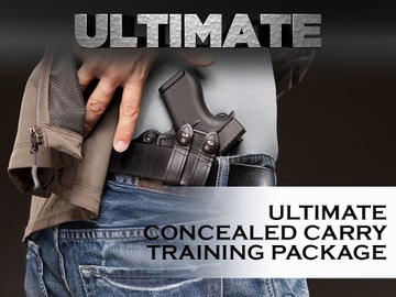 Kee Firearms Ultimate Concealed Carry Training Package